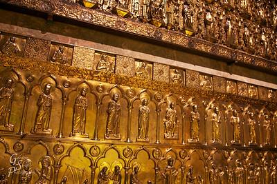 Saint Mark's Treasure Chest