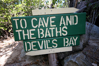 The Baths and Devil's Bay