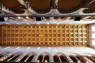 Pisa Duomo Ceiling
