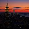 High Over Manhattan