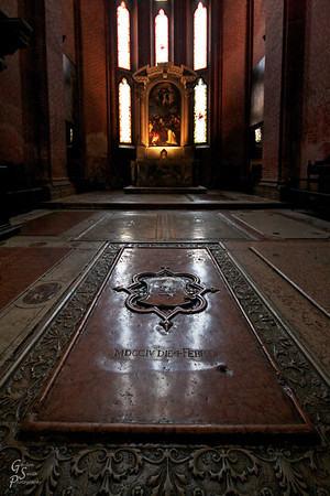 Old Tomb in the Floor