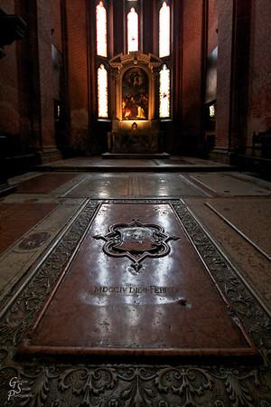 Old Tomb in the Floor