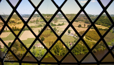Dordogne Through Glass