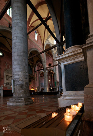 Candles and Cathedral