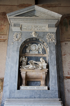 Elaborate Tomb