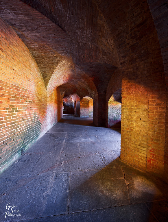 Fort Zachary Taylor Brickwork