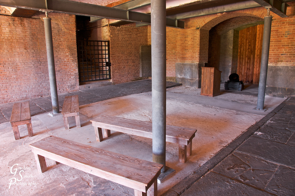 Chapel of Fort Zachary Taylor