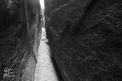 Narrow Joint Trail Canyonlands