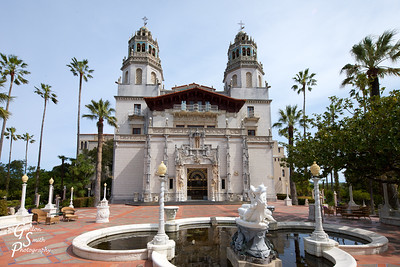 Casa Grande of Hearst Castle