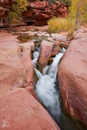 Wishbone Waterfall