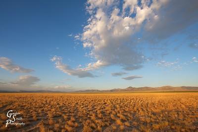 Mosida Morning Sunrise on the Plains