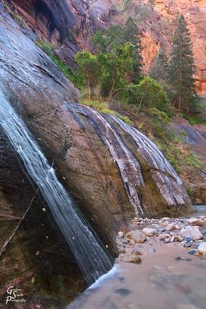 Mystery Canyon Waterfall