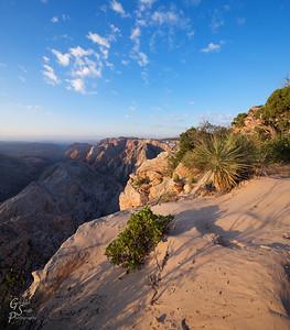 Snow Canyon Overlook Sunrise