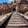 Goat Canyon Train Tracks