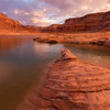 Dungeon Canyon Lake Powell