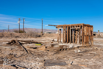 Bombay Beach Waterfront