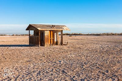 Niland Marina Hut