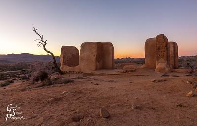 Empty Land Ruins