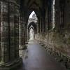 Whitby Abbey Corridor