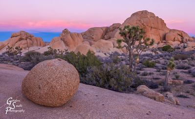 Round Boulder