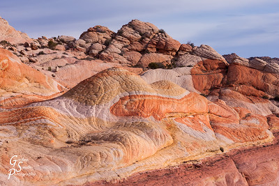Candy Taffy Cliffs of Yant Flat