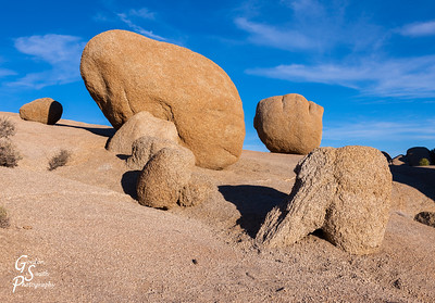 Boulders of Every Shape