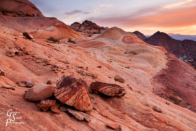 Striped Rocks Waiting for Sunrise.CR2