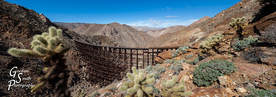 Goat Canyon Railroad Trestle