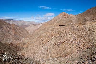 Carrizo Gorge Landscape