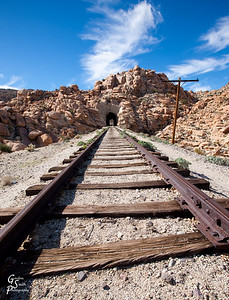 Straight and Crooked Tracks