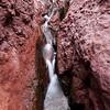 Arizona Hot Springs Slot Canyon