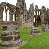 Dracula's Whitby Abbey