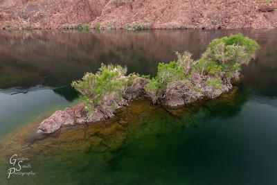Rocky Island Submerged