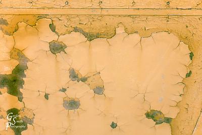 Bombay Beach Textures