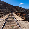 Goat Canyon Trestle and Gordon Smith