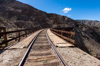 Goat Canyon Trestle Crossing