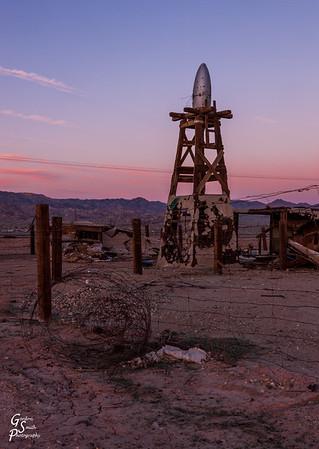 Rocket Ruins