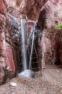 Arizona Hot Springs Ladder