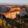 West Rim Trail Sunset