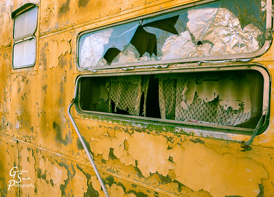 Bombay Beach Windows