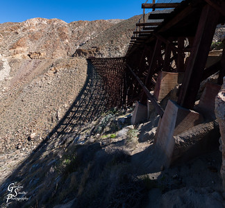Goat Canyon Trestle Shadow