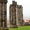Whitby Abbey Columns