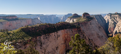 Ridge Over Zion