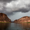 Black Canyon Black Storm Clouds