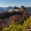 West Rim Trail Spectacular Landscape