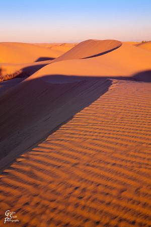 Scoliosis Sand Dune