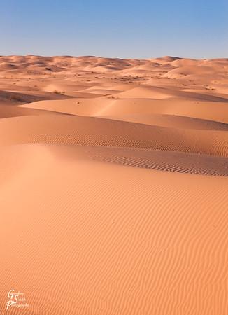 Untouched Dunes
