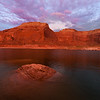Lake Powell Purple Sunset
