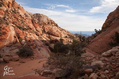 Hiking Route Yant Flat