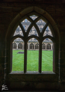 Durham Cathedral Cloister